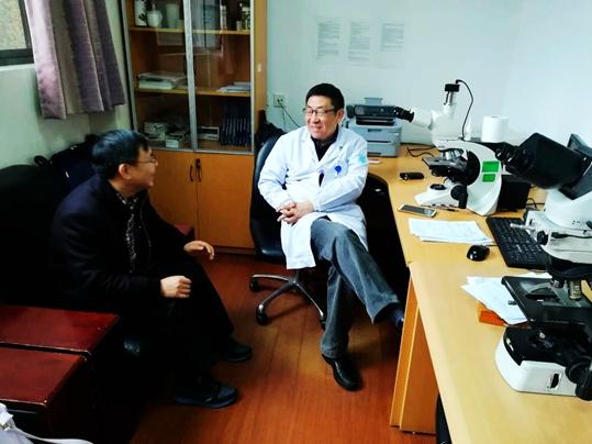 《膀胱病理学》主译专家访谈:浙江大学附属第一医院滕晓东教授