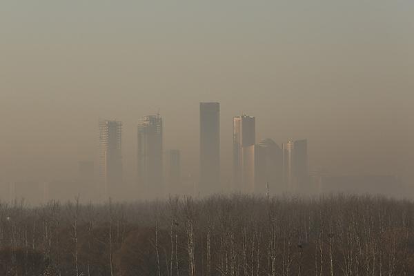 中国医生写了首雾霾诗,登上胸科领域权威期刊