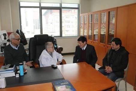 《中国病理人的足迹》北京站 | 刘彤华、廖松林、陈德蕙教授