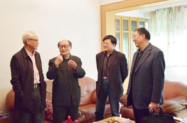 《中国病理人的足迹》成都站 | 李蜀华、杭振镳教授